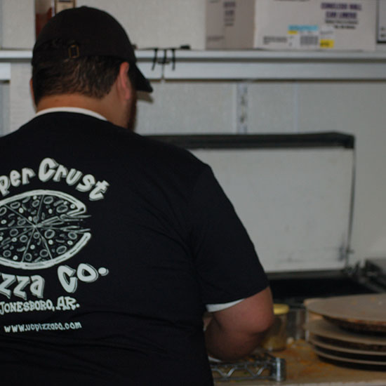Upper Crust Pizza Co. Employment