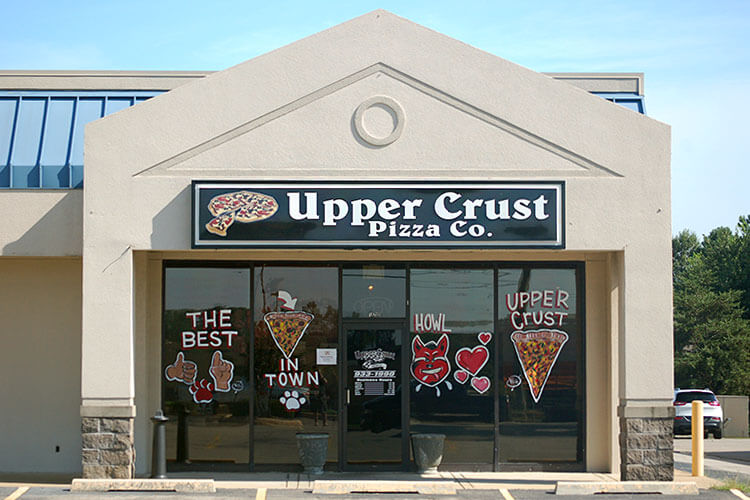Upper Crust Pizza Co. Highland Drive Location